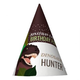 T Rex Dinosaur Party Children's Birthday Party Hat