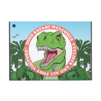 T Rex Dinosaur Safari iPad Mini Cover