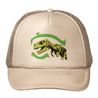 T-Rex Dinosaur Skeleton Cap