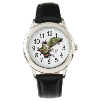 T-Rex Dinosaur Watch