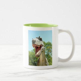 T-Rex Dinosaurs Coffee Mugs