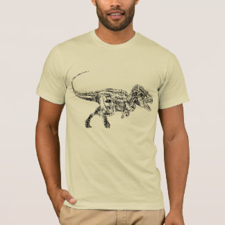 T Rex Distressed T-Shirt