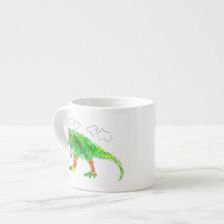 T-Rex Espresso Mug