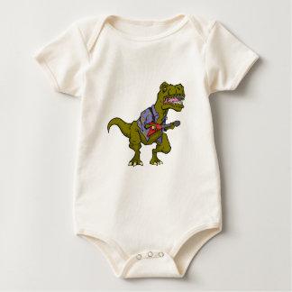 "T-Rex - ""Get It On"" Baby Bodysuit"
