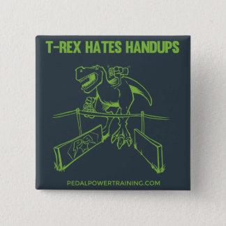 T-rex hates buttons