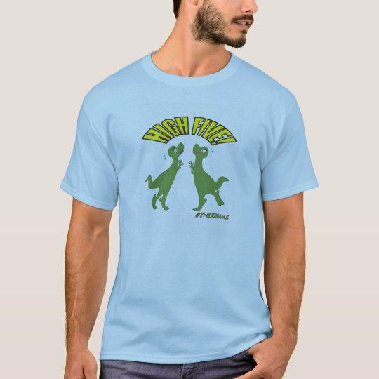 T-Rex High Five T-Shirt