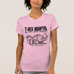 T-Rex Loves Pushups Shirts