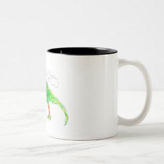T-Rex Coffee Mugs
