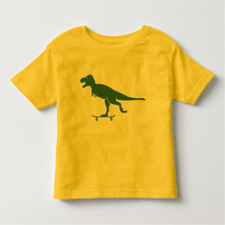 T Rex on a Skateboard Shirt
