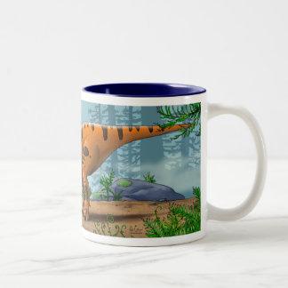 T-Rex Party Mug