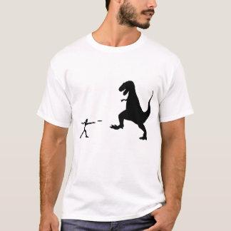 T-rex Playing Fetch T-Shirt