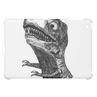 T-Rex Rage Meme - iPad1 Horizontal Case iPad Mini Cases