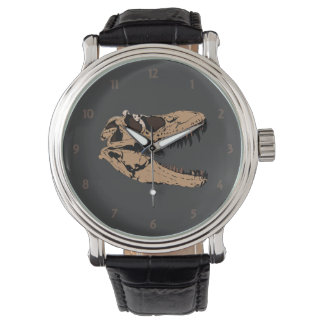 T-Rex Skull Watch