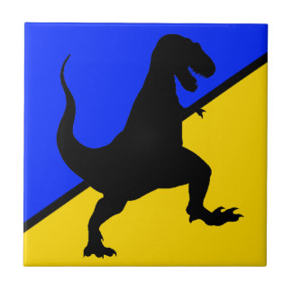T-Rex Small Square Tile