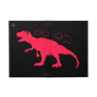 T-Rex Solid #FF0033 iPad Mini Cover