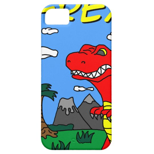 T-Rex Stuff!!! Barely There iPhone 5 Case