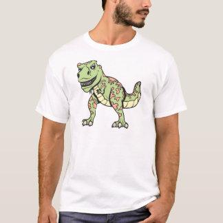T-rex!  Text! T-Shirt