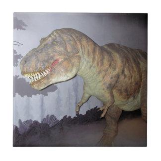 T-Rex, the ultimate destroyer Ceramic Tiles