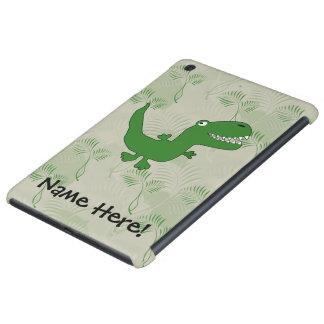 T-Rex Tyrannosaurus Rex Dinosaur Cartoon Kids Boys iPad Mini Cases