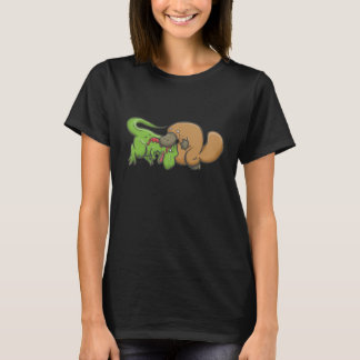 T-rex vs Platypus T-Shirt