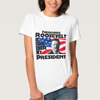 T. Roosevelt Forever Shirt