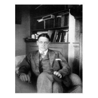T.S. Eliot Postcards