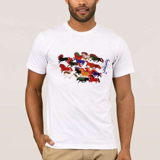t-shirt1, mongolDanTungalag T-Shirt