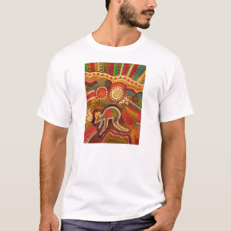 T-shirt Aboriginal Art