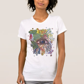T-Shirt Abstract Art - Music In My Mind