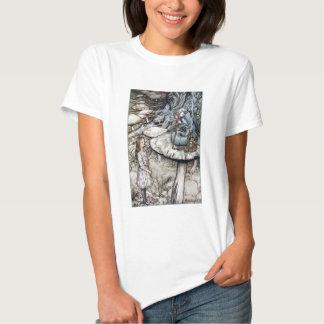 T-Shirt: Advice from a Caterpillar - by Rackham Shirts