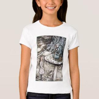 T-Shirt: Advice from a Caterpillar - by Rackham Tshirts