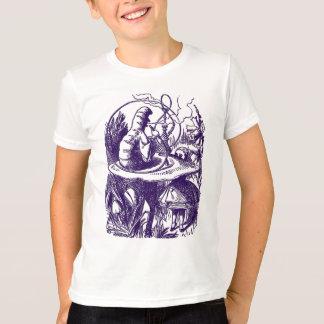T Shirt: Alice in Wonderland - Caterpillar Shirts