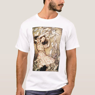T-Shirt:: Alice & the Pack of Cards T-Shirt