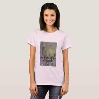 T Shirt: Animal with Attitude. T-Shirt