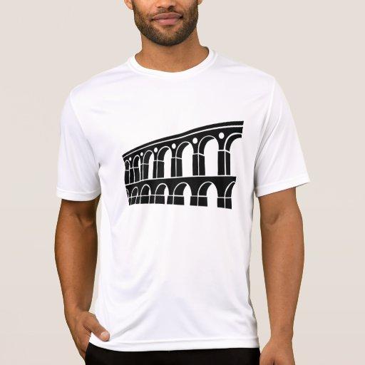 T-shirt arcs of the Lapa