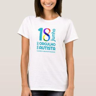 T-shirt Autista Pride T-Shirt