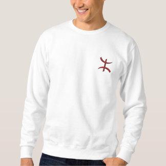"""t-shirt """"aZA"""" embrodery Sweatshirt"""