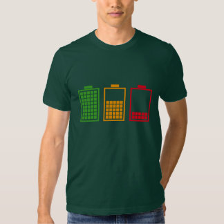 T-shirt Battery