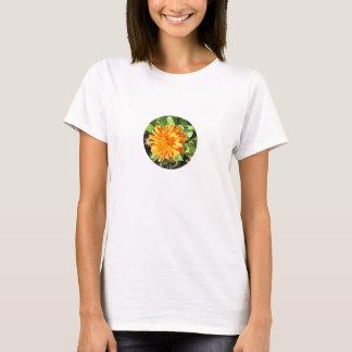 T-Shirt: Calendula-flower T-Shirt