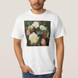 T-Shirt Carnation Bouquet