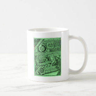 T Shirt Coffee Mug