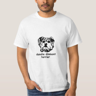 T-shirt Dandie Dinmont Terrier
