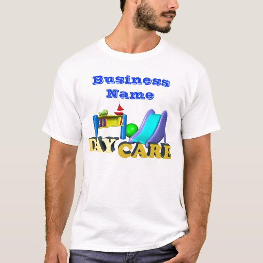 T Shirt-Day Care Advertisement T-Shirt