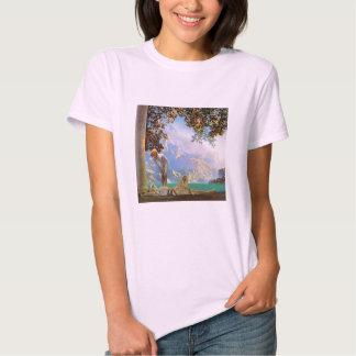 T-Shirt: Daybreak - by Maxfield Parrish Shirt