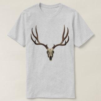 t-shirt deer skull