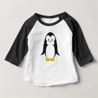 T-shirt design penguin