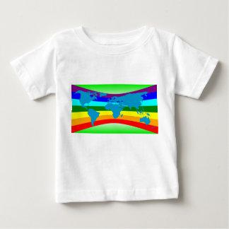 T.SHIRT EARTH RAINBOW BABY T-Shirt