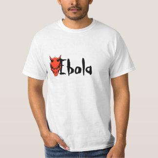 T-Shirt ebola Devil Work Scare Fear World Epidemic