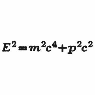 t-shirt Einstein mass energy - generalized