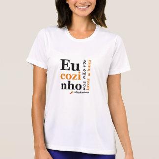 T-shirt: eu_cozinho_mas_não_vou_lavar_a_louça T-Shirt